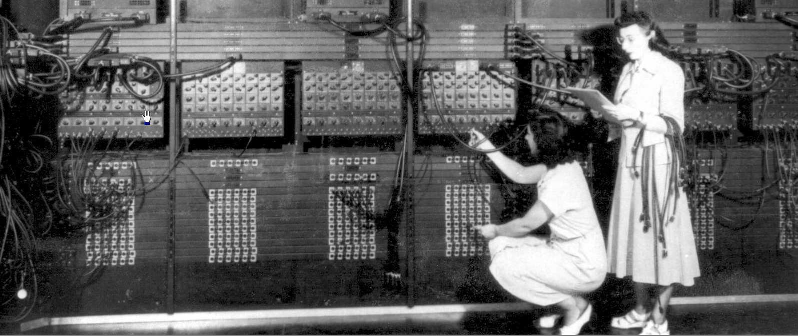Resultado de imagen para ENIAC